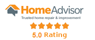 See Our 5 Star Home Advisor Rating for Heating and AC